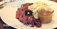 Make a Hanger Steak